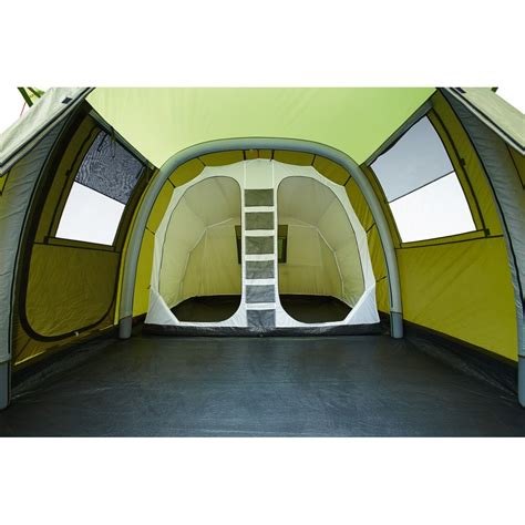 toile de tente 2 chambres tente gonflable missouri 4 places trigano planète plein