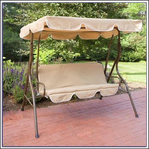 patio swings with canopy and cup holders 2 person patio swing with cup holder patios home