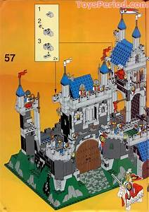 Lego 6090 Royal Knight U0026 39 S Castle Set Parts Inventory And