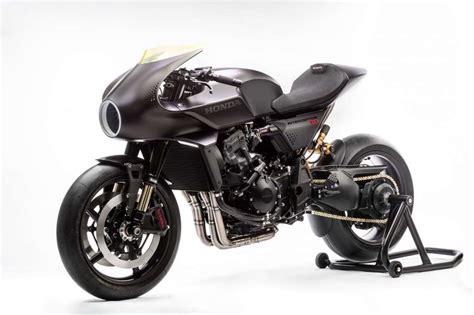 2018 Honda Cb4 Interceptor Concept Review • Total Motorcycle