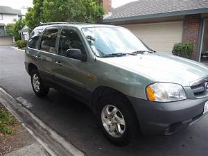 2003 Mazda Tribute - Exterior Pictures