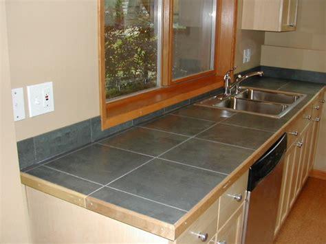 Soapstone Tile Countertop