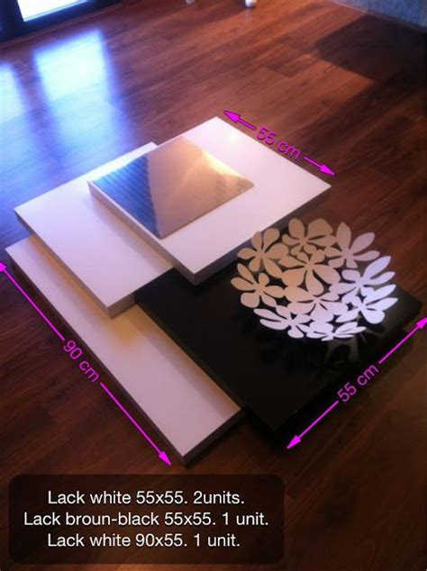 You might also like this photos or back to ikea lack coffee table design pictures. RE-LACK-IT | Mesa lack de ikea, Lack de ikea, Hackers ikea