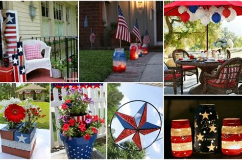 Awesome 4th July Outdoor Decorations You Will Love To See Dining Room Furniture For Sale Laundry Renovation Cost Open Living Designs Bar Height Sets Convertible Pool Table Homework Design Ideas Edwardian Home The Game Red