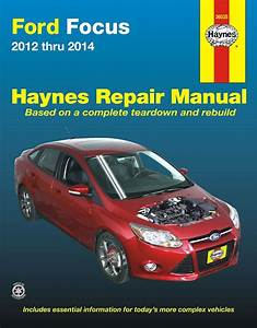 Ford Focus Repair Manual  2012