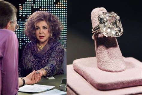celebs and their multicarat diamond rings photos