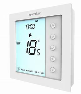 Room Thermostat With Remote Temperature Sensor  U2013 Heatmiser