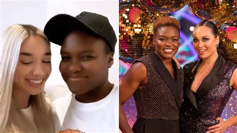 Strictly Come Dancings Nicola Adams Too Tired For Sex
