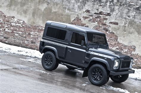 2018 Land Rover Defender Military Edition By Kahn Design