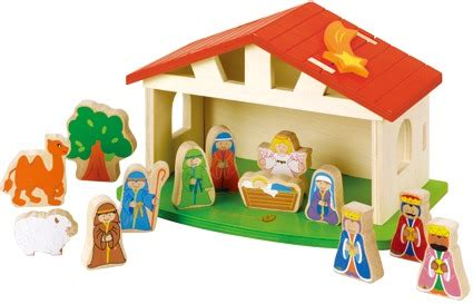 Fensterdeko Weihnachten Kinderkrippe by Everearth Weihnachts Krippe Avocadostore