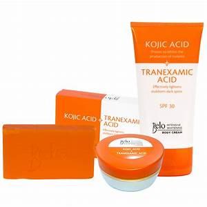 Belo Intensive Kojic & Tranexamic Acid Whitening Set ...