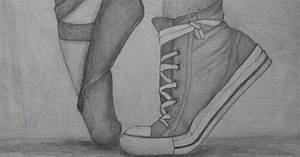 Converse and ballet Art Pinterest Ballet, Robinets et Chaussures de ballet