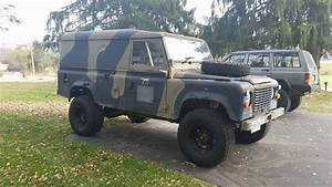 EX UK MILITARY LANDROVER 110. OFF ROAD READY WITH CLEAR ...