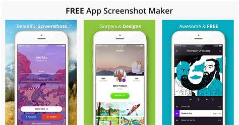 App Screenshot Maker  Screenshot Builder Screenshot