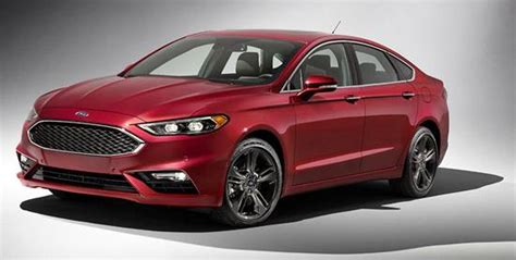 New Ford Mondeo 20192020 Concept Car  Ford Redesignscom