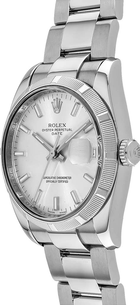 Rolex Date Oyster Perpetual 115210 Automatic Womens Watch ...
