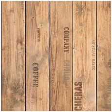 Arbeitsplatte 60 Cm X 3,9 Cm Holzkiste Holznachbildung (fi