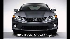 2015 Honda Accord Coupe from Milton Martin Honda Serving