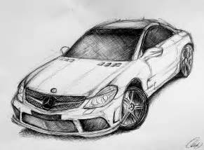 Awesome Car Drawings