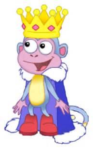 Dora Explorer Boots Monkey