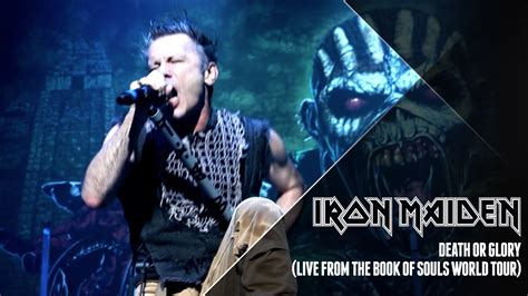 Iron Maiden  Death Or Glory (live From The Book Of Souls