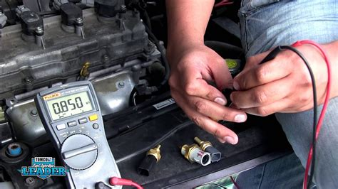 diagn 243 stico sensor de temperatura refrigerante sensor cts parte 1 youtube