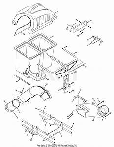Mtd 19a70010oem Twin Rear Bagger  2012  Parts Diagram For General Assembly