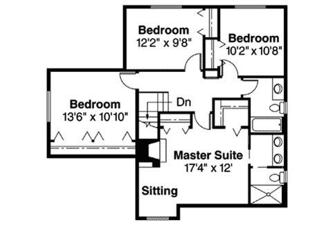 master suite  fireplace da architectural designs house plans