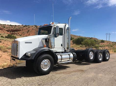 kenworth truck cab 2012 kenworth t800 day cab truck for sale 403 547 miles