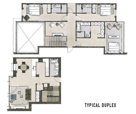 plan maison en l 4 chambres plan de maison duplex 4 chambres