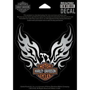 harley davidson aufkleber harley davidson aufkleber decal quot eagle quot reflektierend rd347062 ebay