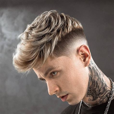 mens hair color trends  mens hairstyles