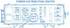1996 Dodge Neon Wiring Diagram Free Picture : plymouth neon 2 0 sohc 1996 fuse box block circuit breaker ~ A.2002-acura-tl-radio.info Haus und Dekorationen