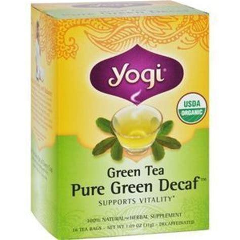 is green tea caffeine free yogi organic green tea caffeine free 16 tea bags case of 6 by yogi snack shop love with food