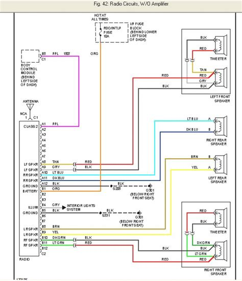 stereo wiring diagram for 2000 chevy silverado wiring diagram for chevy silverado 2000 radio readingrat net