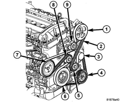 Jeep Compass Need Diagram Serpentine Belt For