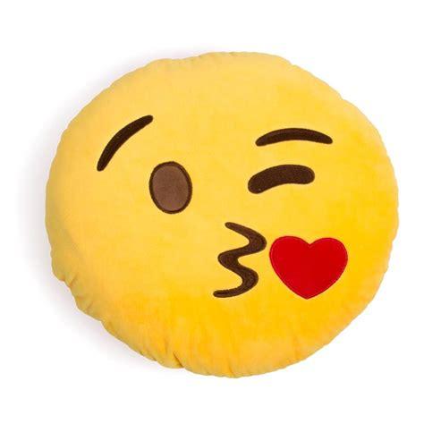 cusion sale blowing kisses emoji pillow shelfies