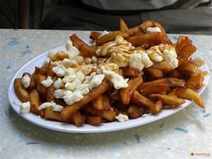 Poutine – What is that cheese on top? « The Canada Cheese Man
