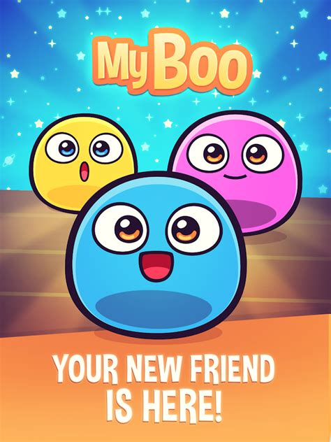 My Boo  Your Virtual Pet Game  Android Apps On Google Play