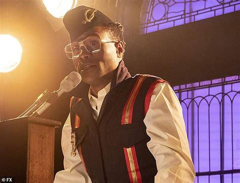 Billy Porter Makes History First Gay Black Man