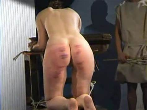 Ass Punishment For Gently Colombian