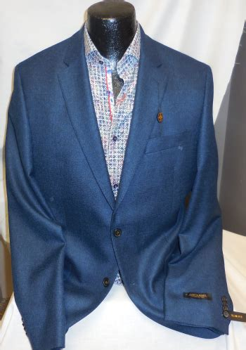 austin reed french blue sportcoat