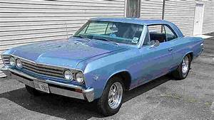 Classic Tuesdays  1967 Chevrolet Chevelle 327ci 4 Speed