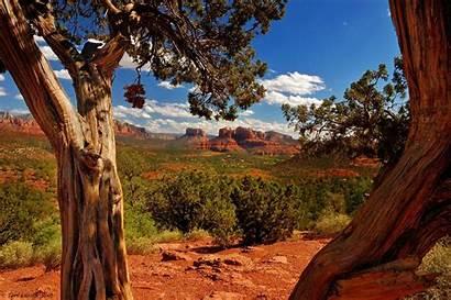Sedona Arizona States United Rocks Rock Places
