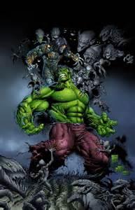 Darkness vs Hulk