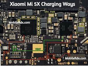 Xiaomi Mi 5x Charging Ways Not Charging Problem Solution