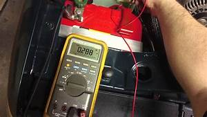 Alternator Testing For Ac Voltage