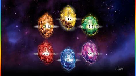 6 Infinity Stone Of Thanos
