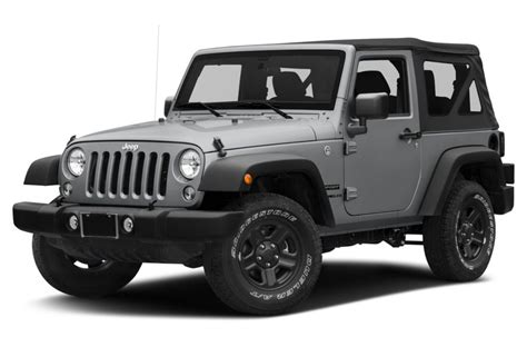 jeep wrangler sport utility models price specs reviews