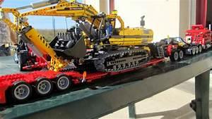 Lego Technic Camion : camion lego technic 8285 4955 9395 8258 youtube ~ Nature-et-papiers.com Idées de Décoration